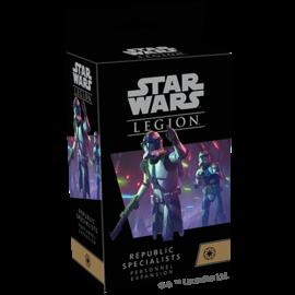 Star Wars Republic Specialists