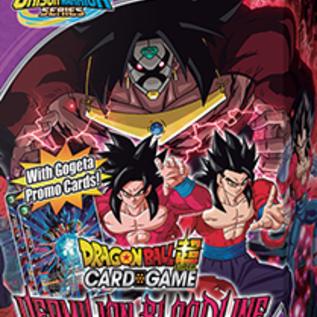 Bandai Set 11 Vermilion Bloodline Premium Pack Set