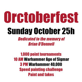 Orctoberfest Events
