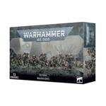 Games Workshop Necron Warriors & Scarabs