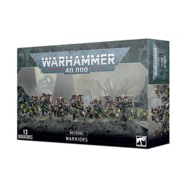 Games Workshop Necron Warriors & Scarabs