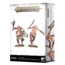 Games Workshop Mancrusher Gargants