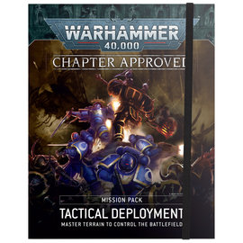 Games Workshop Tactical Deployment Mission Pack