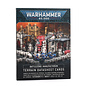 Warhammer Battlezone Manufactorum Datasheet Cards