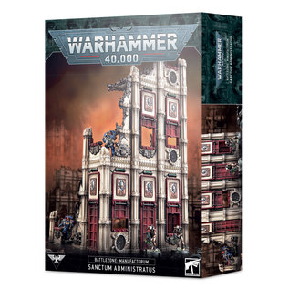 Warhammer Battlezone Manufactorum: Sanctum Administratus