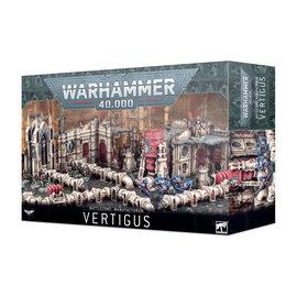 Warhammer Battlezone: Manufactorum Vertigus
