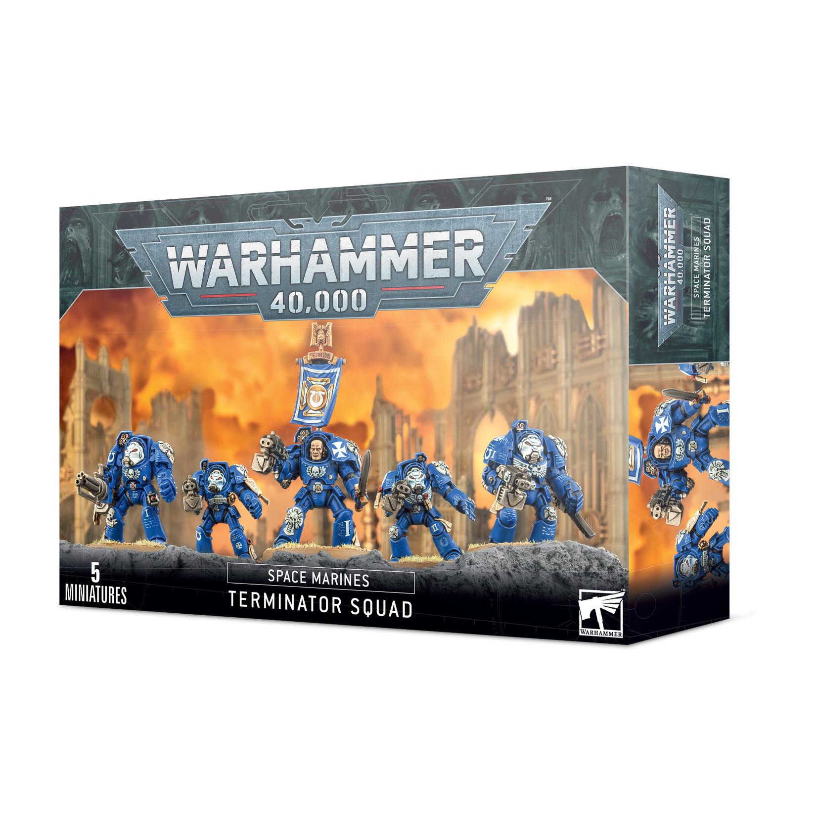 Games Workshop Terminator Squad
