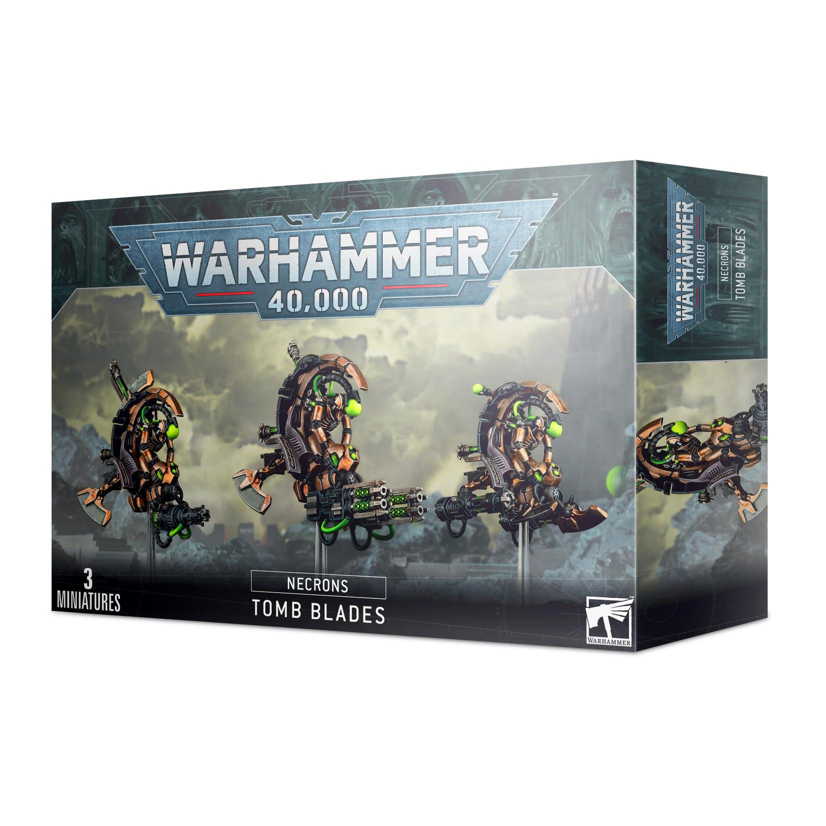 Games Workshop Tomb Blades