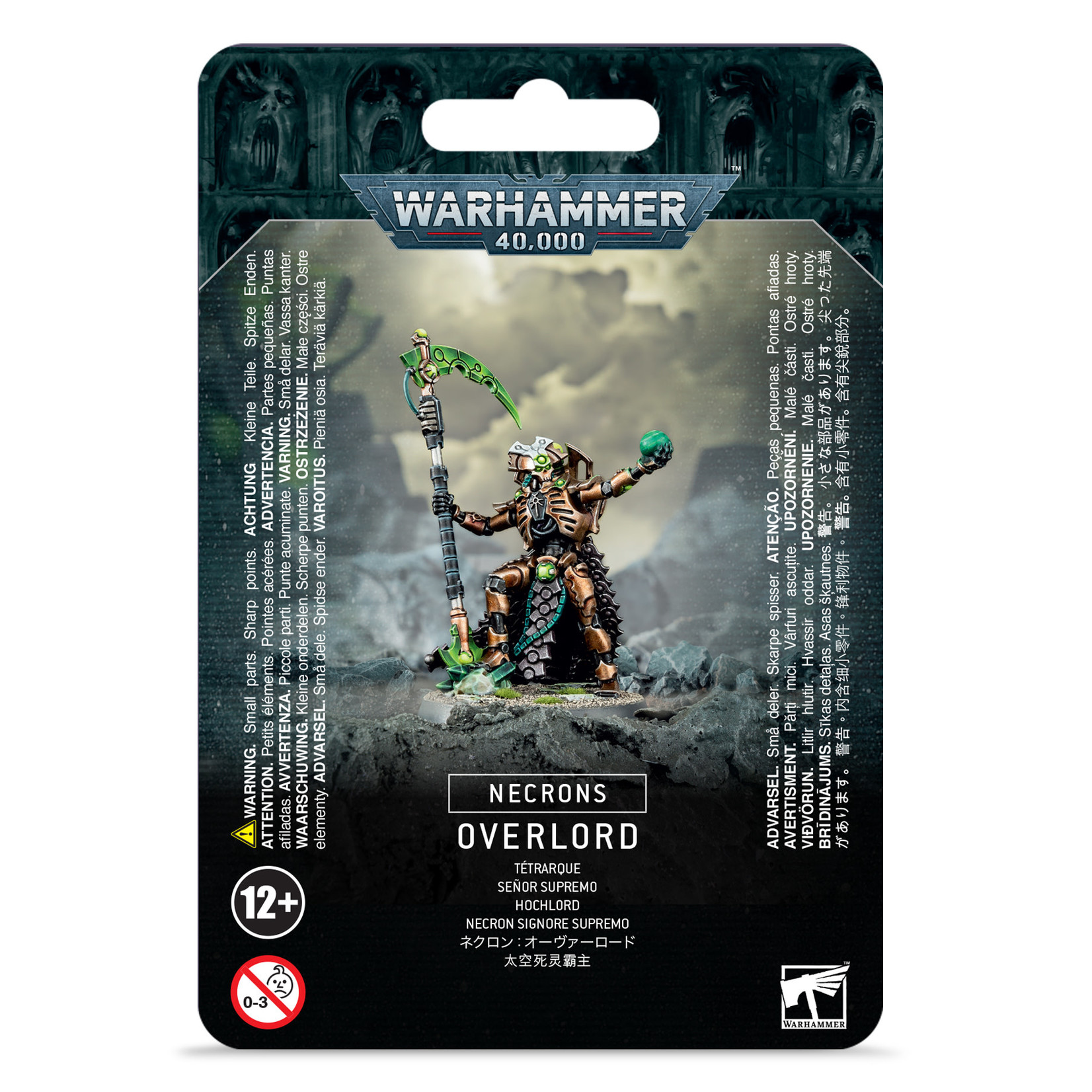 Games Workshop Overlord