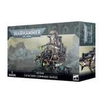 Games Workshop Catacomb Command Barge / Annhilation Barge
