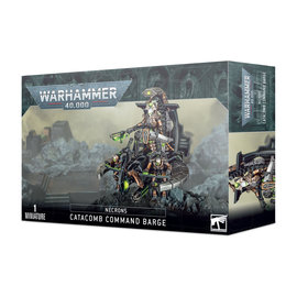 Games Workshop Catacomb Command Barge / Annhilation Barge