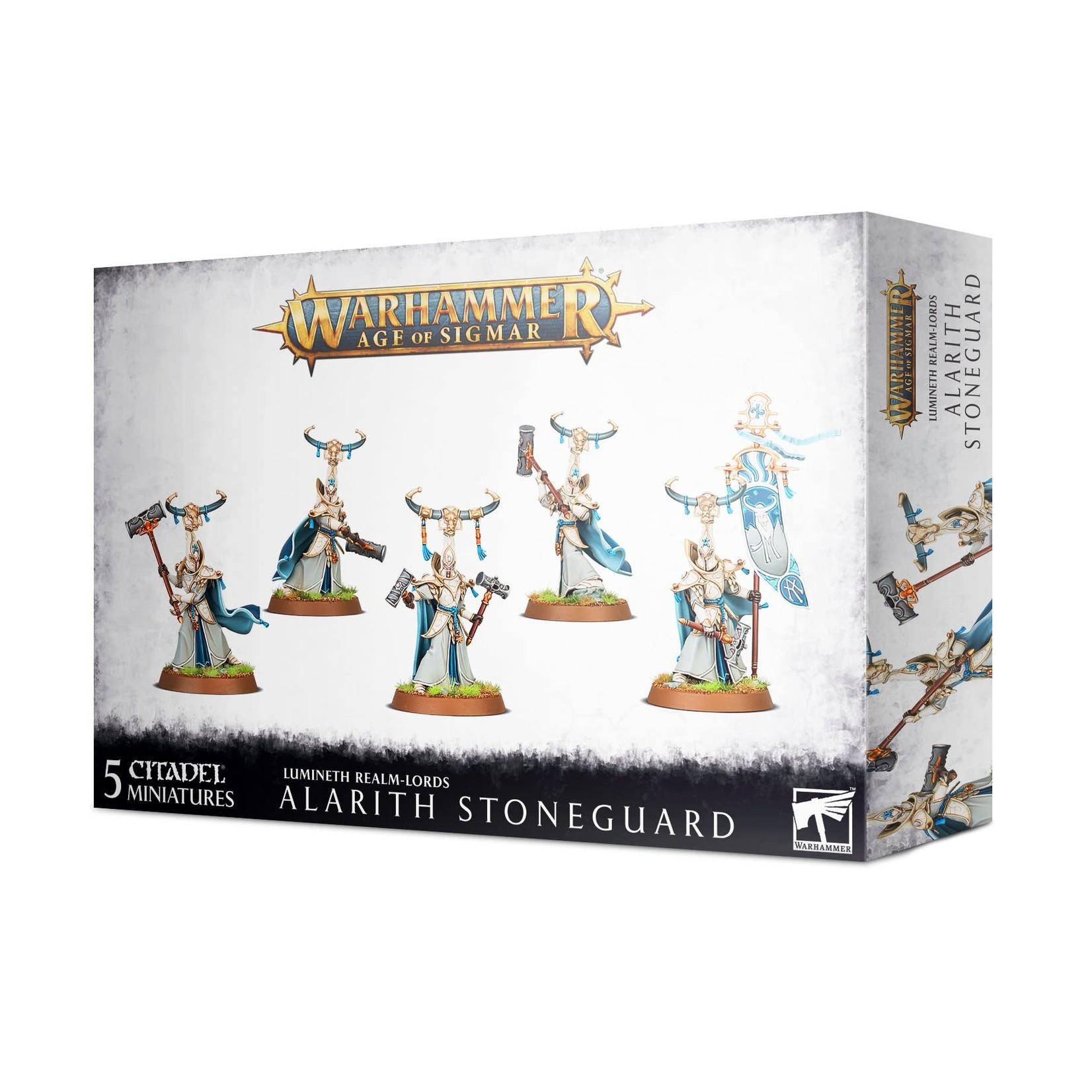 Games Workshop Alarith Stoneguard