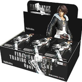 Square Enix Opus II (2) Booster Box Display
