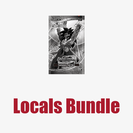 Bandai Set 11 Vermilion Bloodline Locals Bundle