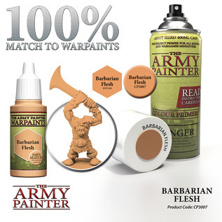The Army Painter Color Primer Barbarian Flesh