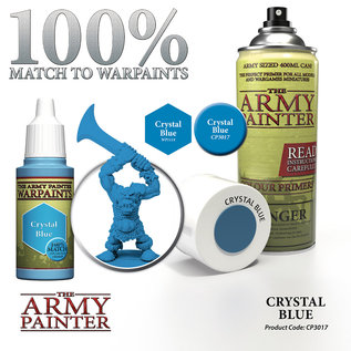 The Army Painter Color Primer Crystal Blue