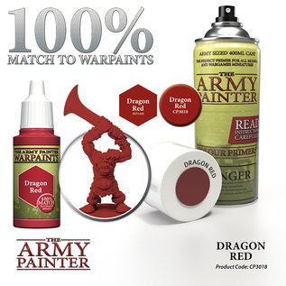 The Army Painter Color Primer Dragon Red