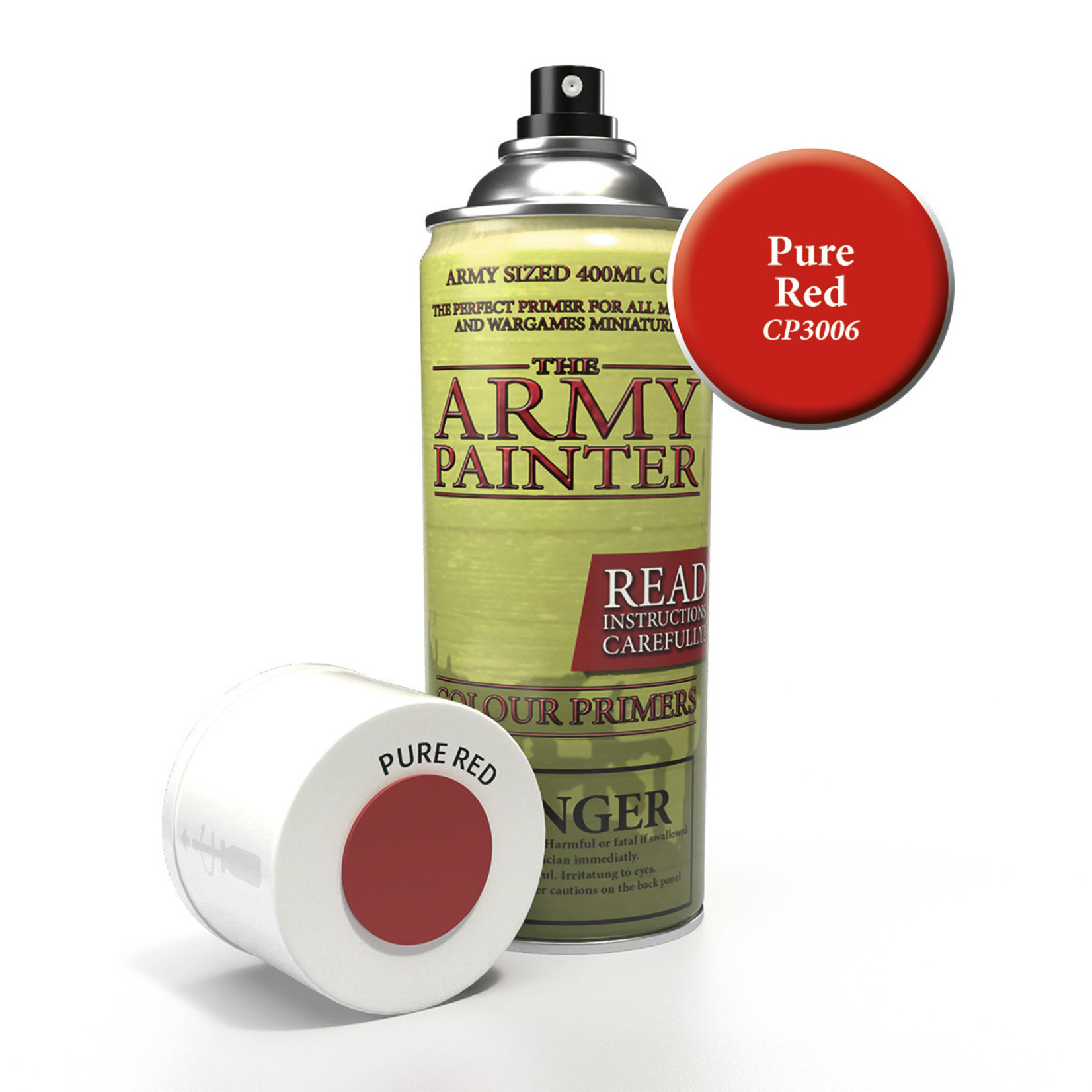 The Army Painter Color Primer Pure Red