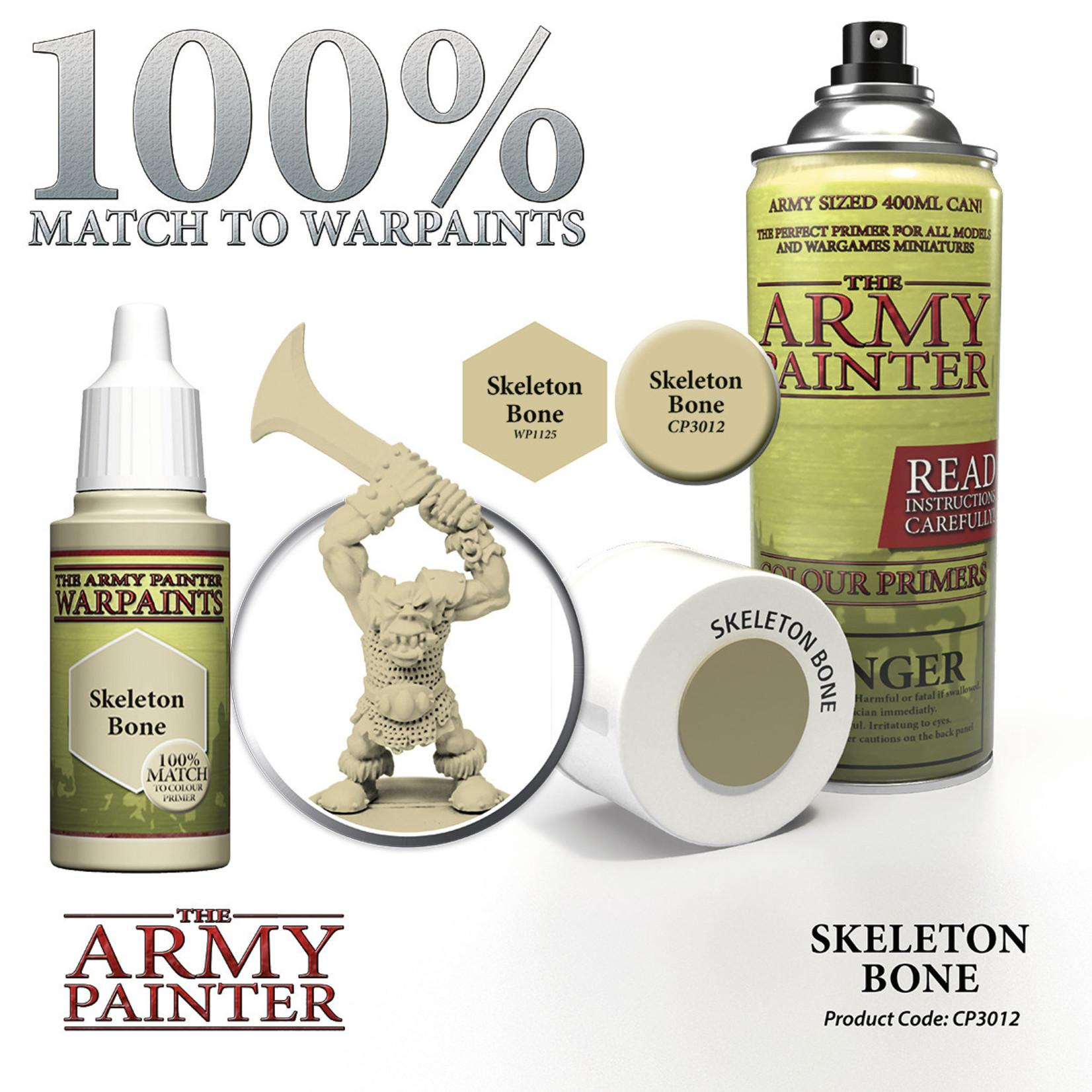 The Army Painter Color Primer Skeleton Bone