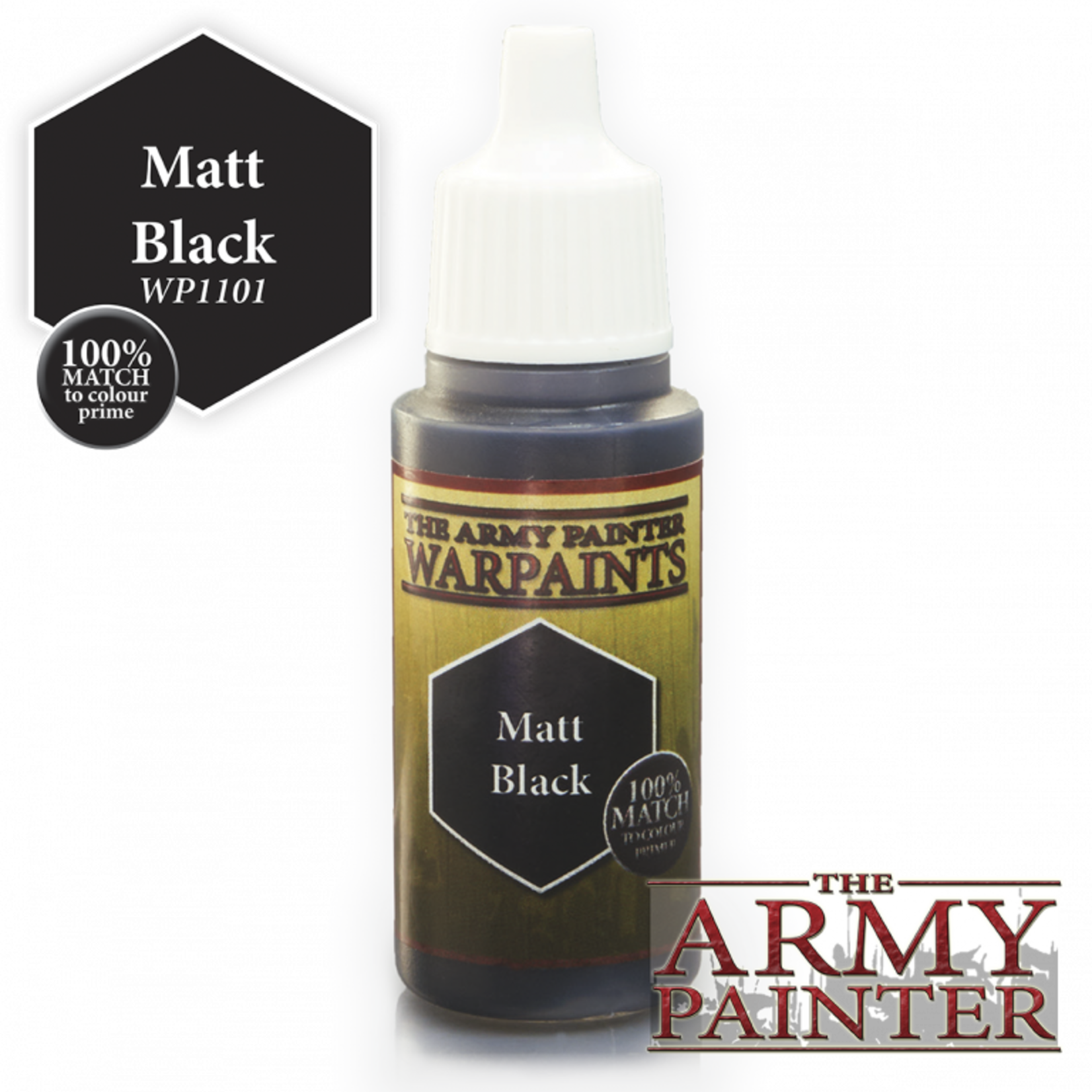 The Army Painter Matte Black