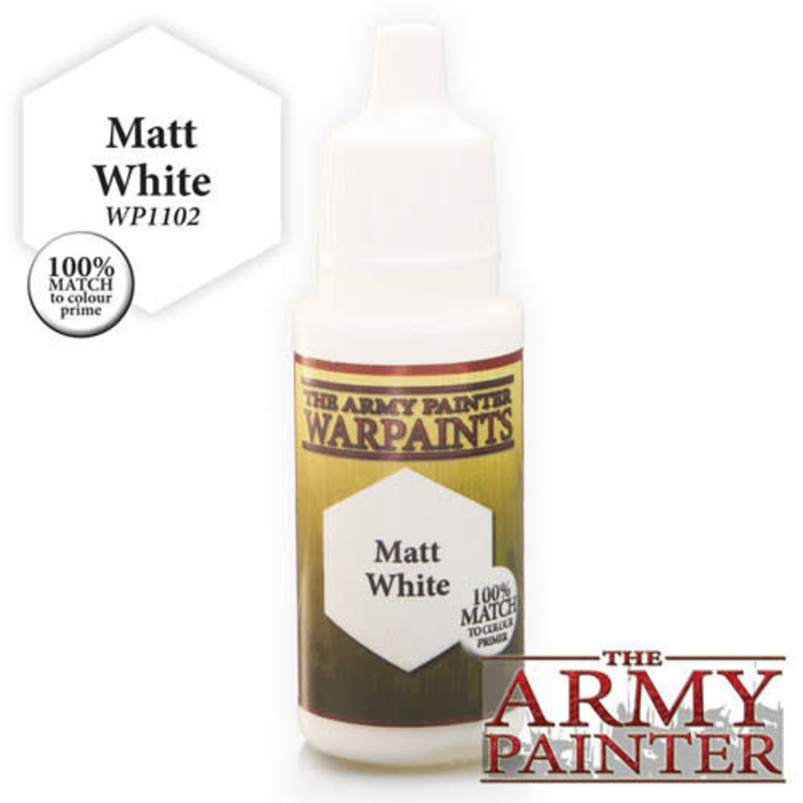 The Army Painter Matte White