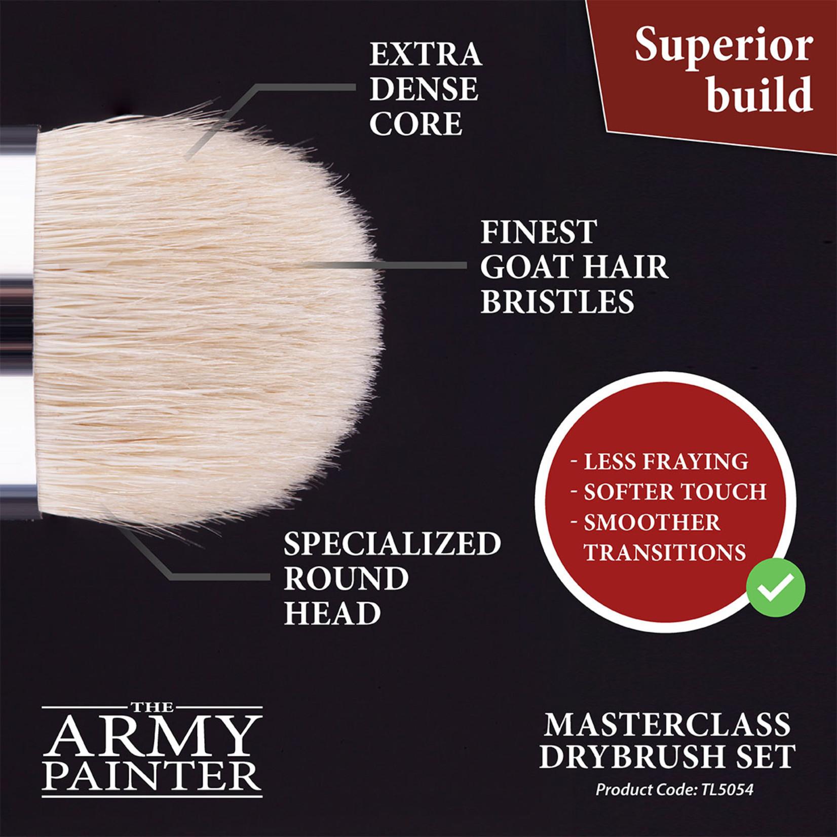 The Army Painter Masterclass: Drybrush Set