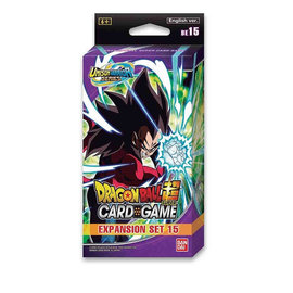 Bandai Expansion Set 15 Battle Enhanced