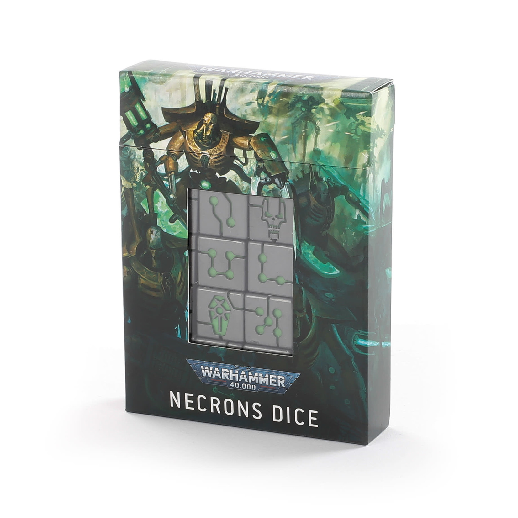 Games Workshop Necrons Dice