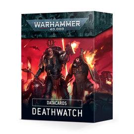 Games Workshop Datacards: Deathwatch