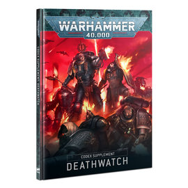 Games Workshop Codex: Deathwatch