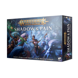 Games Workshop Shadow And Pain Box Set