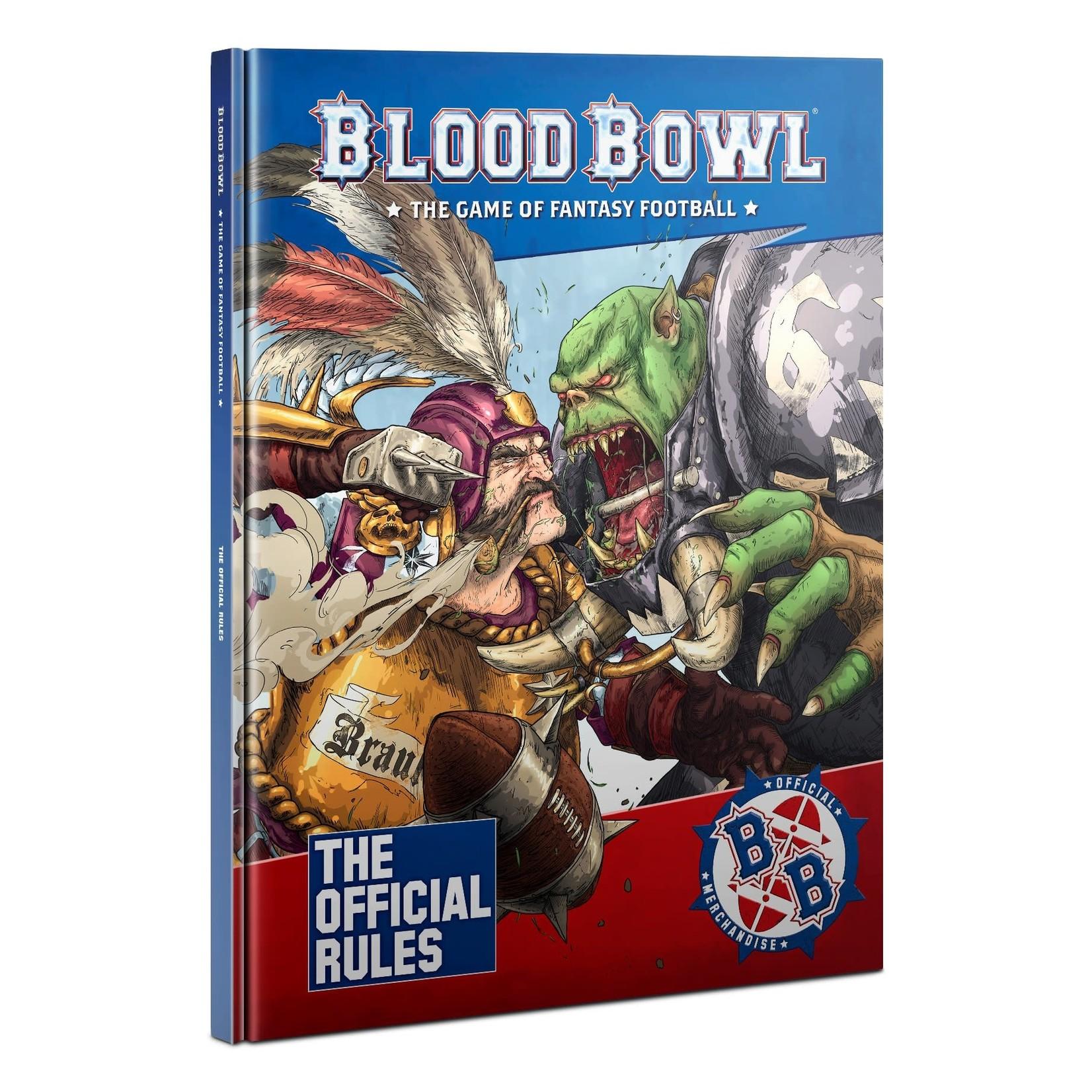Games Workshop Blood Bowl Rulebook