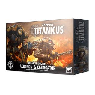 Games Workshop Cerastus Knights Acheron & Castigator