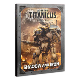 Games Workshop Shadow And Iron
