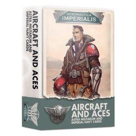 Games Workshop Imperial Navy Cards