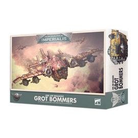 Games Workshop Ork Air WAAAGH! Grot Bommers