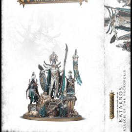Games Workshop Katakros, Mortarch Of The Necropolis