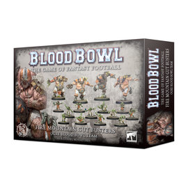 Games Workshop Fire Mountain Gut Busters Team