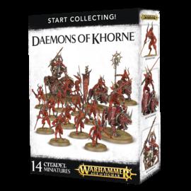 Games Workshop Start Collecting! Daemons Of Khorne