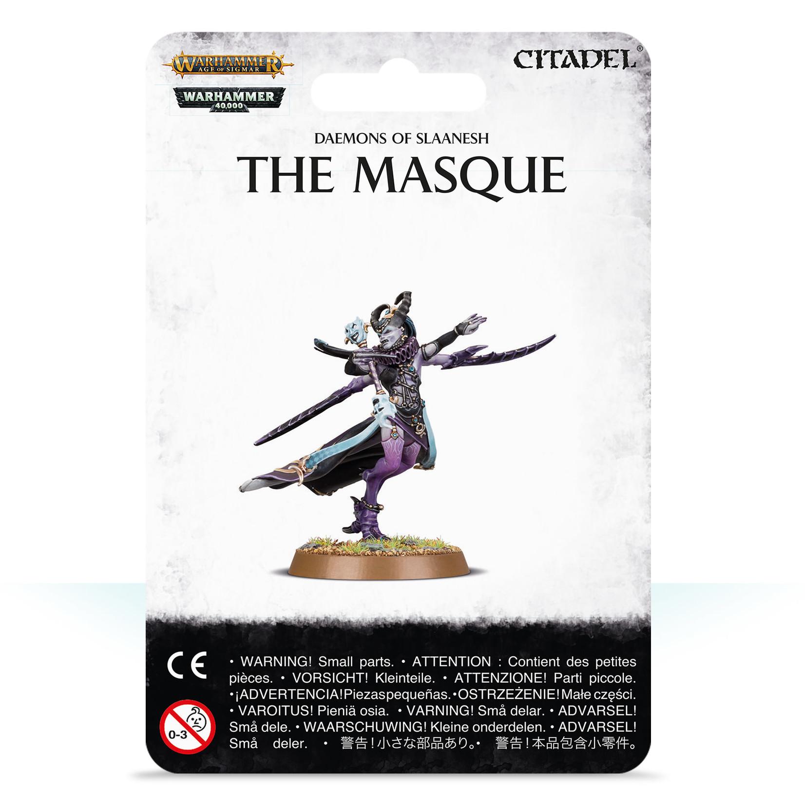 Games Workshop The Masque