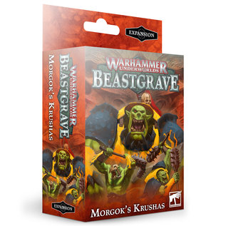 Games Workshop Morgok's Krushas