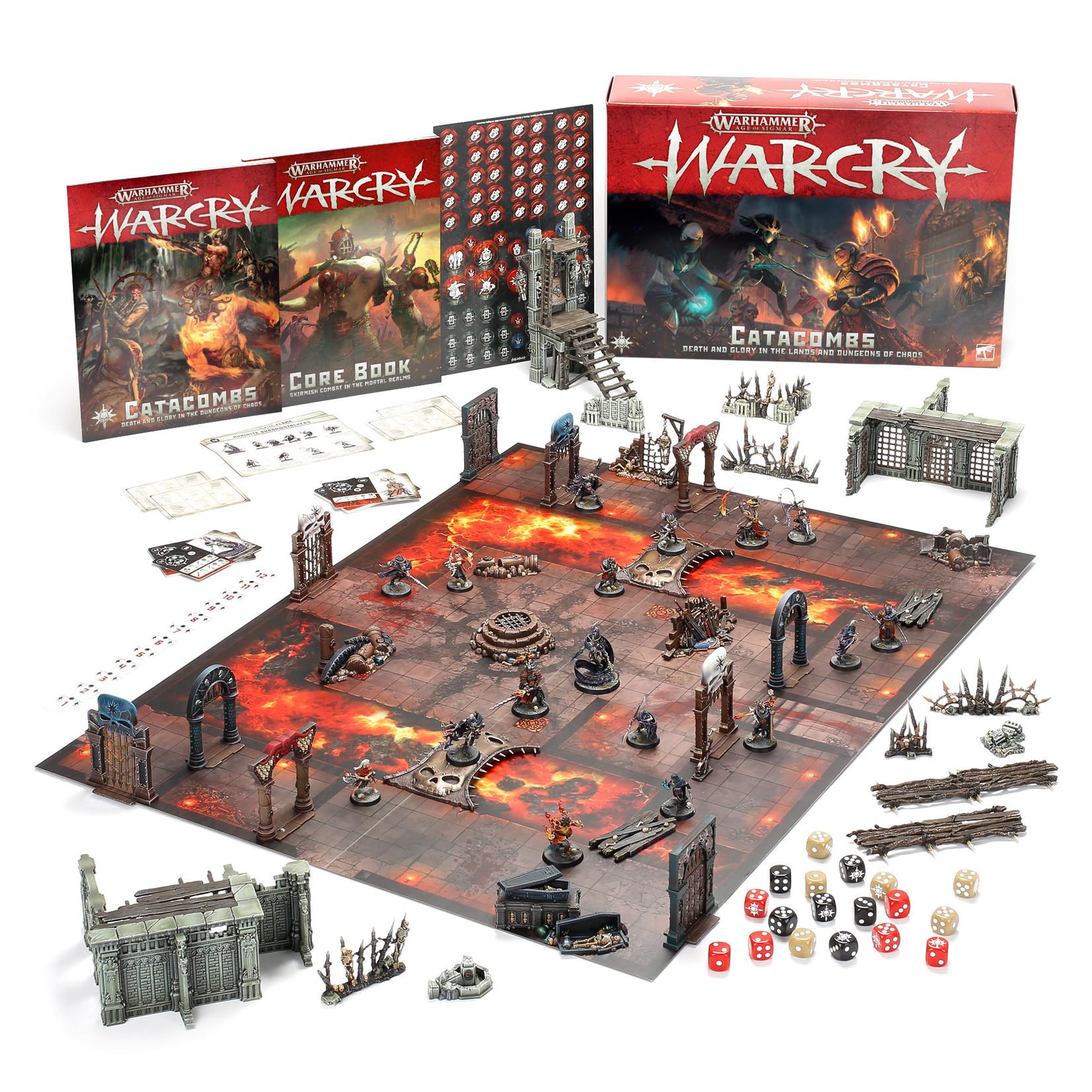 Games Workshop Catacombs Set