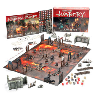 Games Workshop Catacombs Set