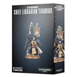 Games Workshop Chief Librarian Tigurius