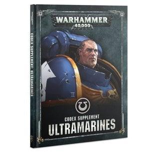 Games Workshop Codex: Ultramarines