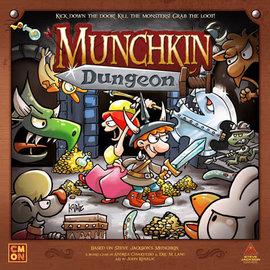 Munchkin Munchkin Dungeons