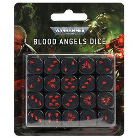 Games Workshop Blood Angels Dice Set
