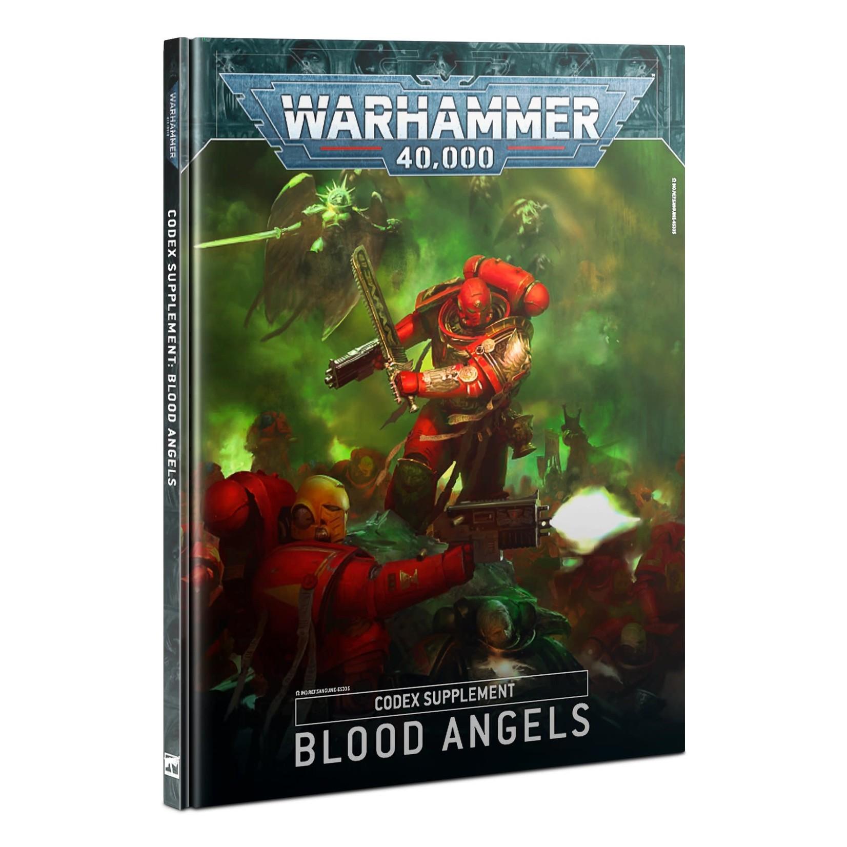 Games Workshop Codex: Blood Angels