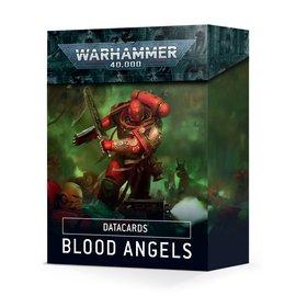 Games Workshop Datacards: Blood Angels