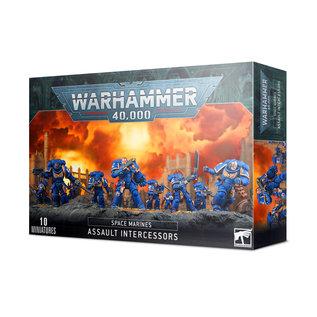 Games Workshop Assault Intercessors